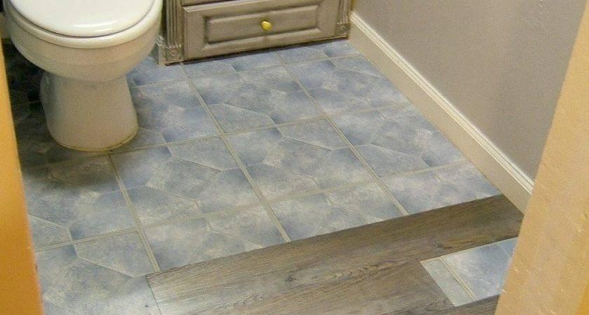 Install Vinyl Plank Flooring Bathroom Home Design