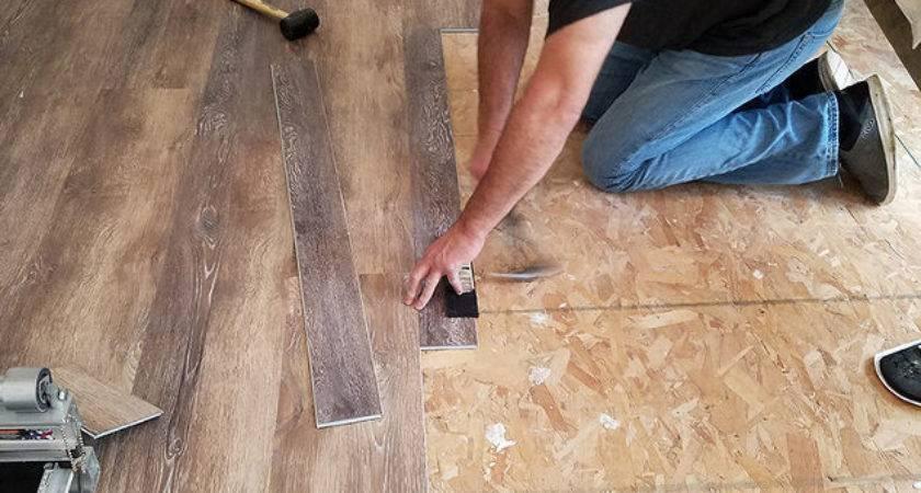 Install Vinyl Plank Flooring Hometalk