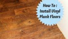 Install Vinyl Plank Flooring Joyfully Home