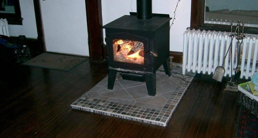 Install Wood Stove
