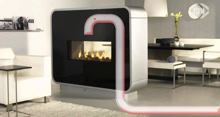 Install Your Dru Gas Fire Stove Wherever Like