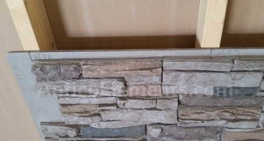 Installation Blog Cheap Faux Stone Panels
