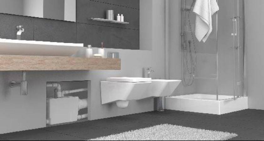 Installation Pumps Macerators Toilets