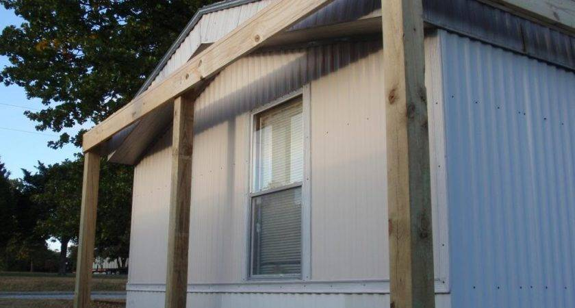 Installed Mobile Home Roof Over Fashion Ideas
