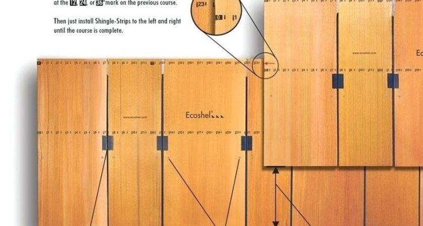 Installing Cedar Shake Siding Install Shingle