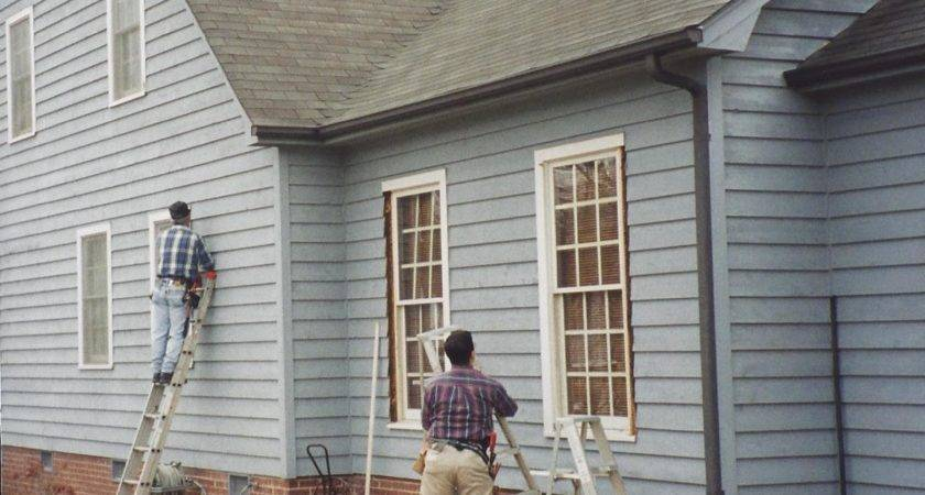Installing Exterior Window Trim Cabinet Hardware Room