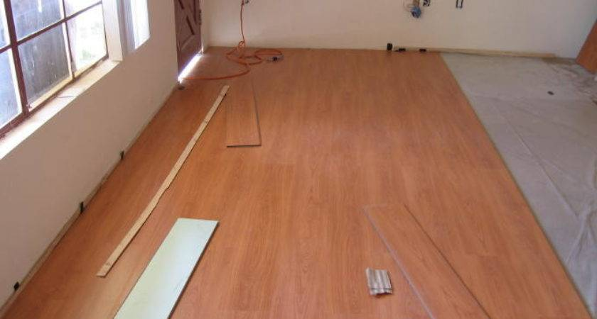 Installing Laminate Flooring Existing Baseboards