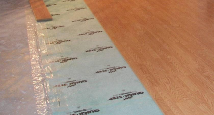 Installing Laminate Flooring Plywood Subfloor