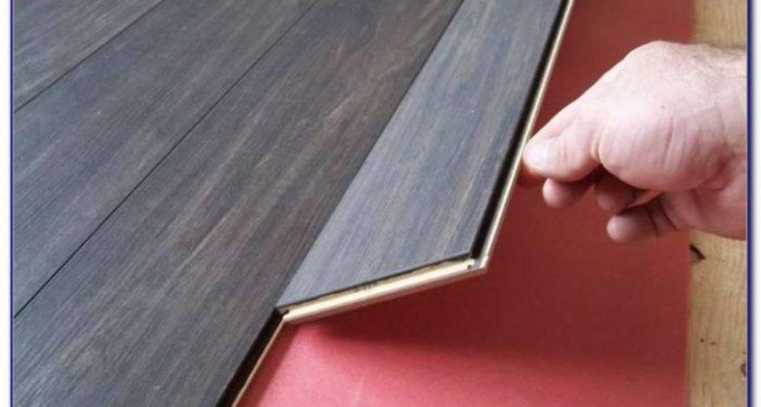 Installing Laminate Wood Flooring Walls