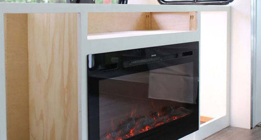 Installing Lift Electric Fireplace