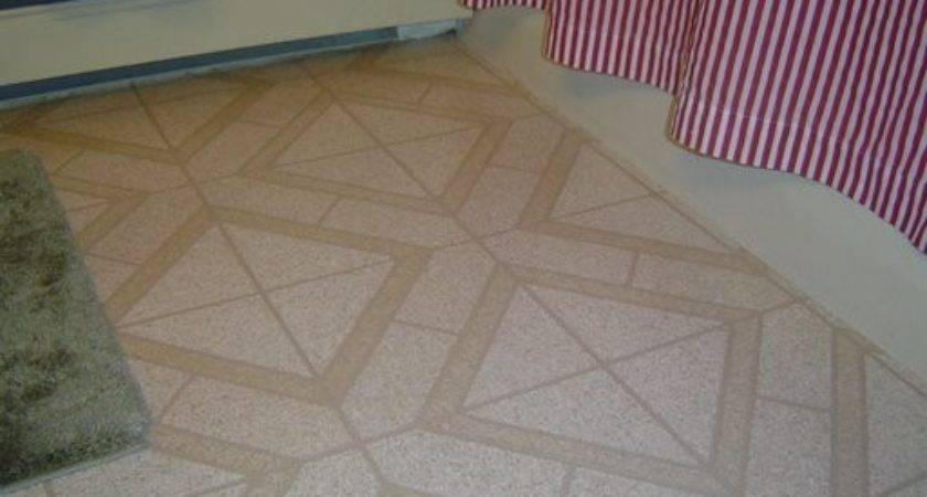 Installing Linoleum Over Tile Floor