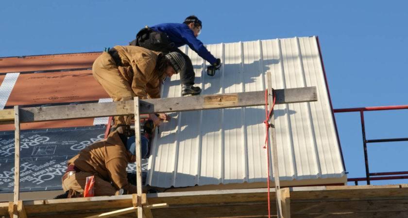 Installing Metal Roof Design Construction
