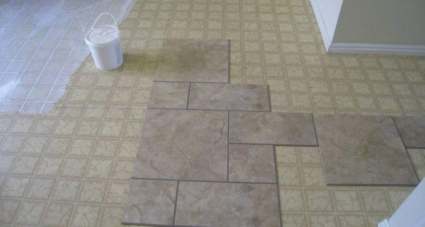 Installing Permastone Modular Vinyl Tile Floor