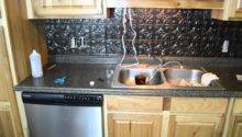 Installing Plastic Backsplash Youtube