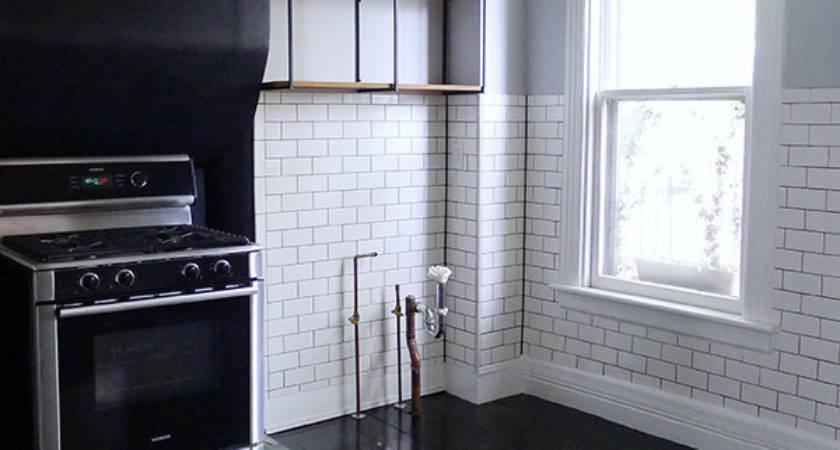 Installing Plywood Plank Kitchen Floor Part Two Door