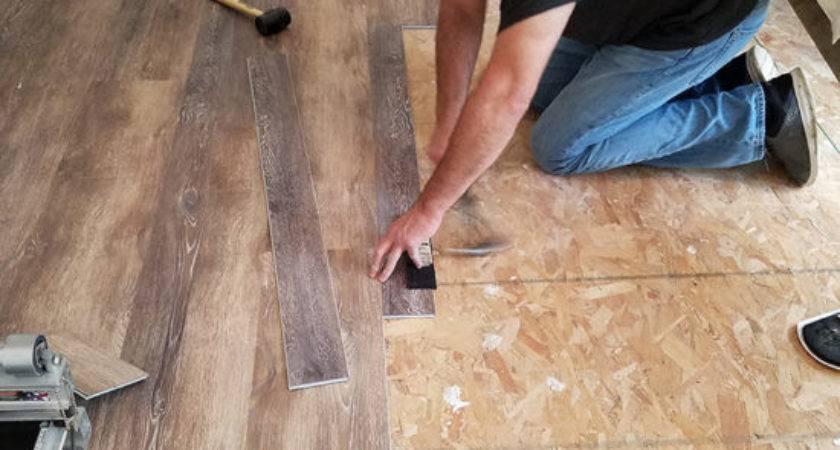 Installing Vinyl Floors Yourself Guide