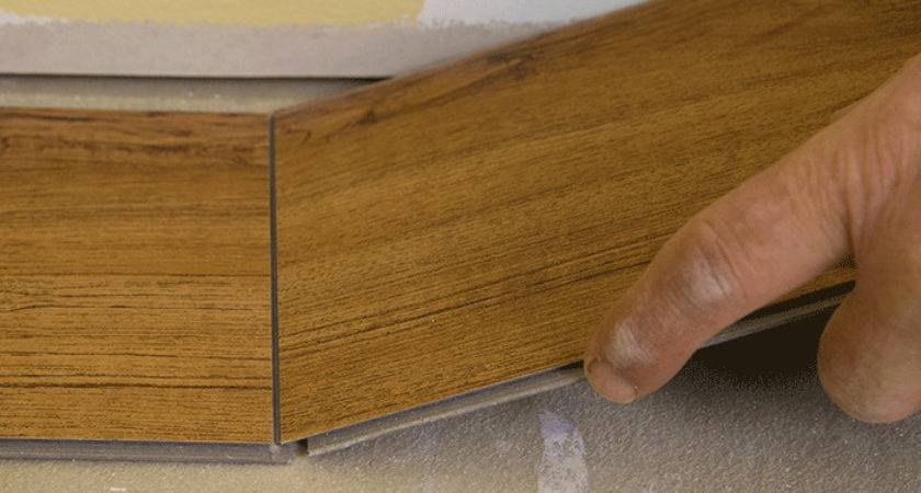 Installing Vinyl Plank Flooring Houses