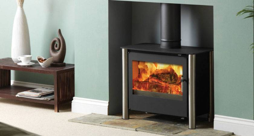 Installing Wood Burning Stove Existing Fireplace