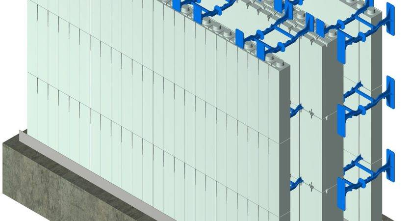 Insulated Concrete Forms Icf Drawings