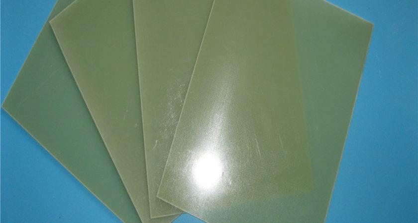 Insulation Laminated Panel Sheet Polyester Fiberglass