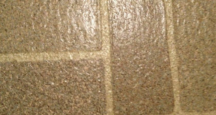 Interesting Brick Motives Linoleum Flooring Texture