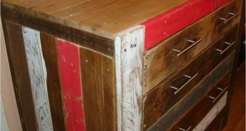 Interesting Diy Wooden Furniture Pallet Plans