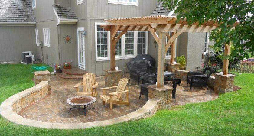 Interesting Small Back Patio Ideas High Definition
