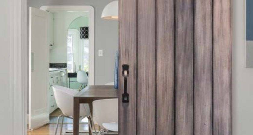 Interior Barn Door Home New Plans Design