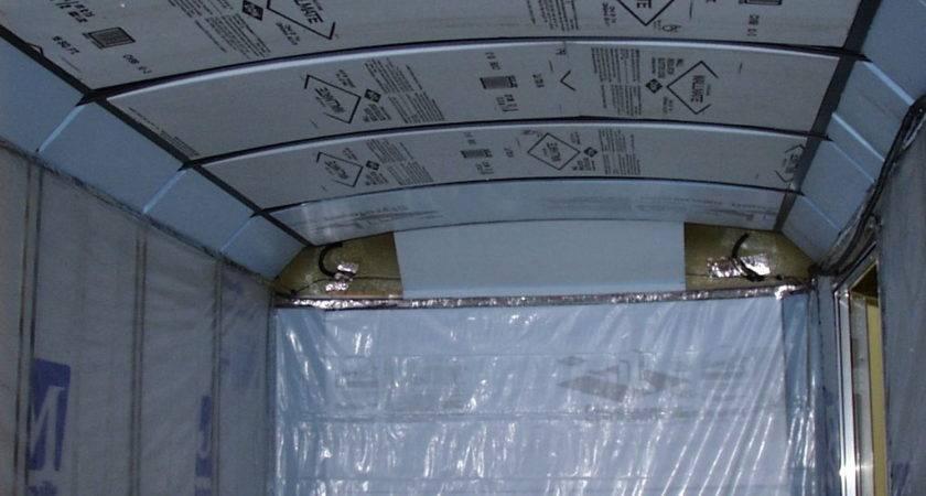 Interior Ceiling Insulation