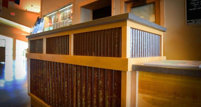 Interior Corrugated Metal Wall Panels Diy Design