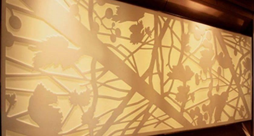 Interior Decorating Ideas Laser Cut Art Natasha Webb Wall
