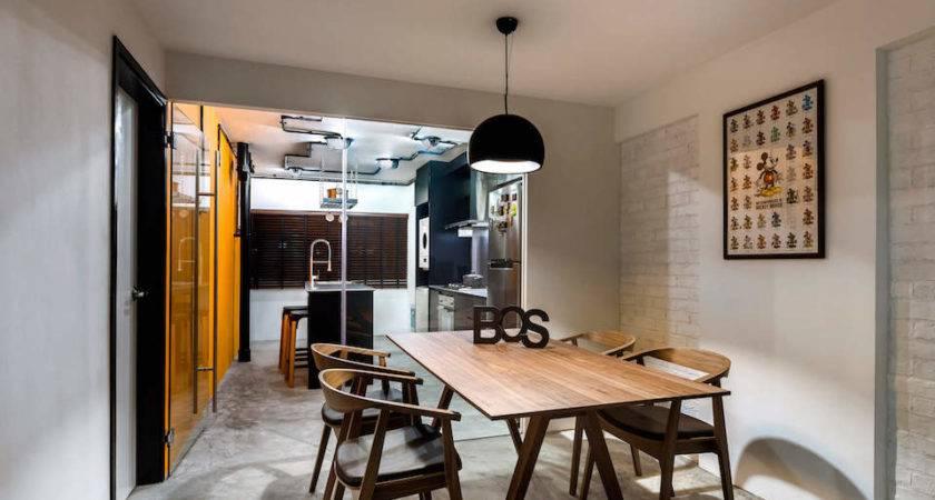 Interior Design Hdb Ang Kio Avenue