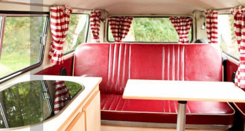 Interior Design Ideas Camper Van