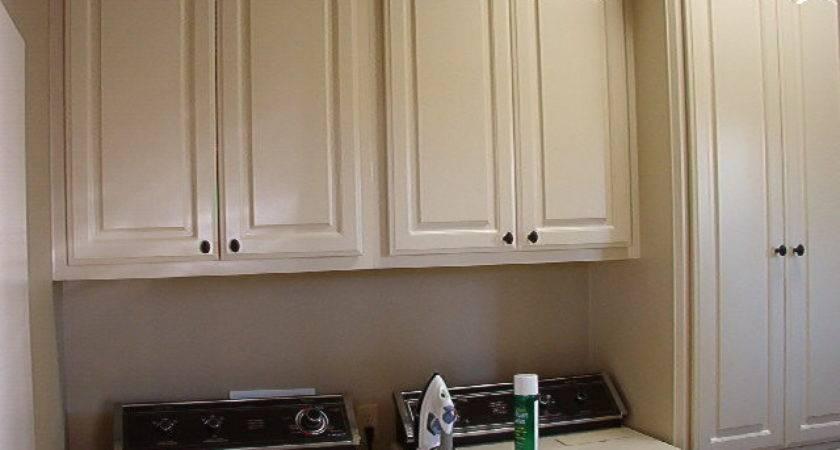 Interior Design Tips Laundry Room Cabinets
