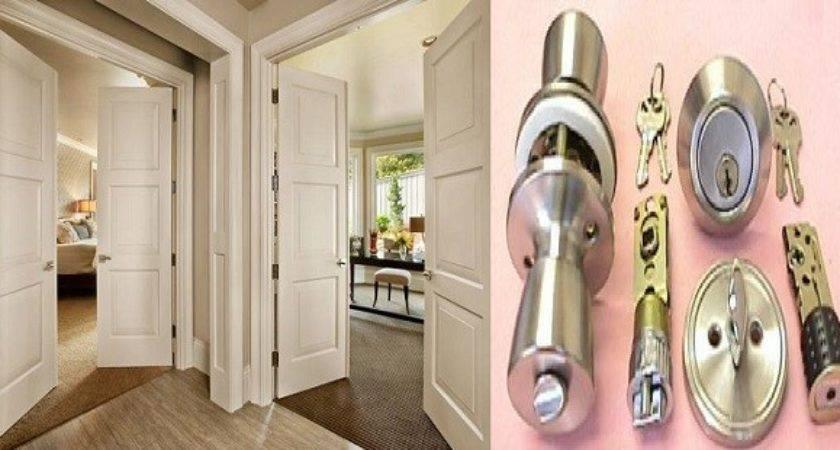 Interior Door Knobs Mobile Homes