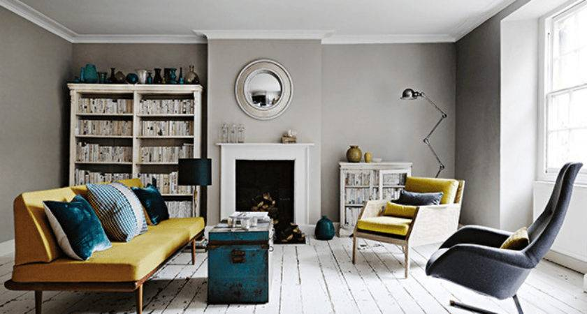 Interior Inspiration Georgian Home Modern Greys