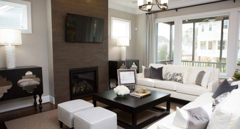 Interior Model Homes Minto Home