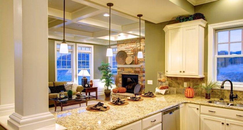Interior Photos Cottage Village Towne Model