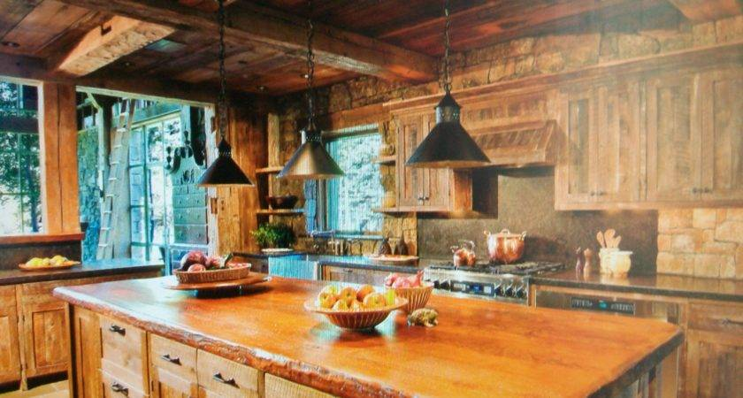 Interior Rustic Design Brings Exotic Atmosphere Your