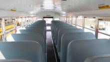 Interior School Bus Wikimedia Commons