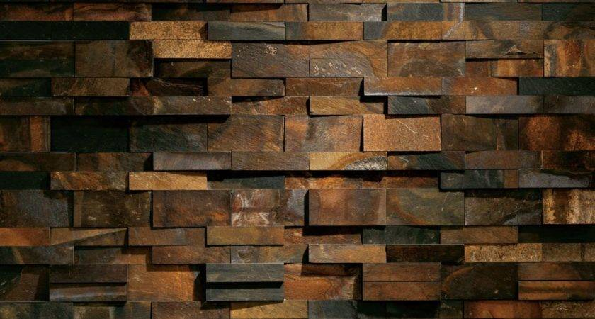 Interior Stone Wall Panels Covering Panel