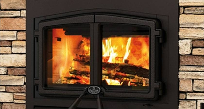 Interior Top Zero Clearance Wood Fireplace