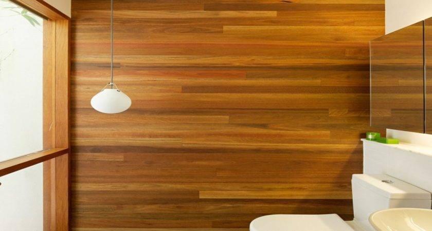 Interior Wall Cladding Bathroom Wood Panels