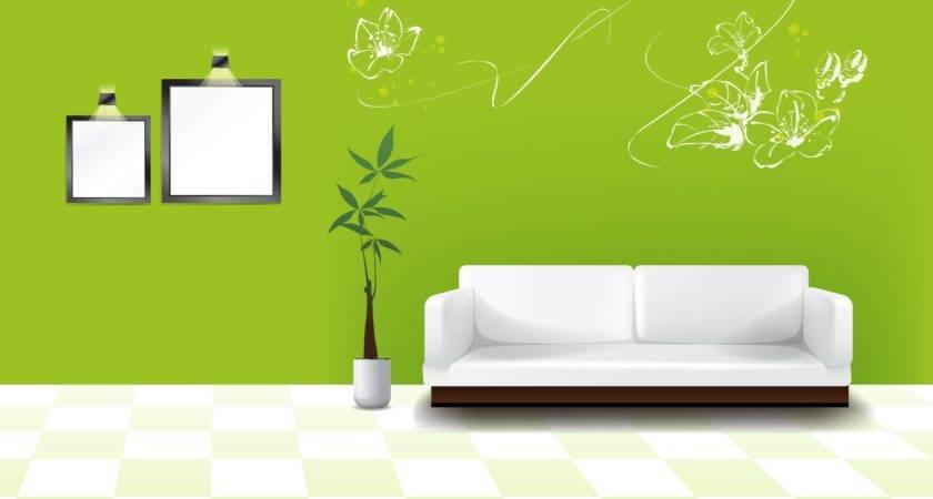 Interior Walls Decoration Idea