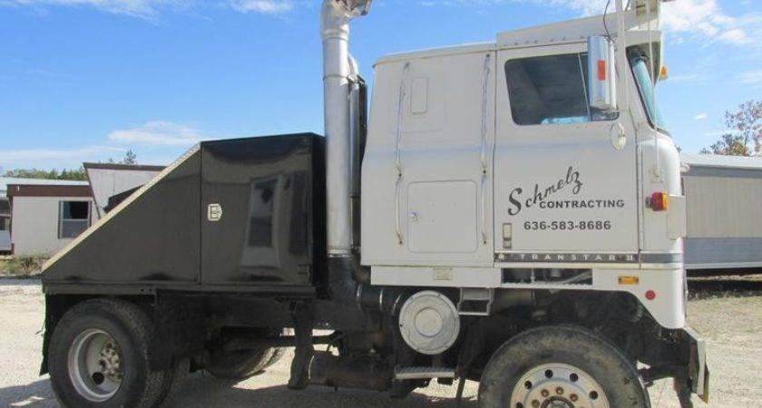 International Transtar Mobile Home Toter