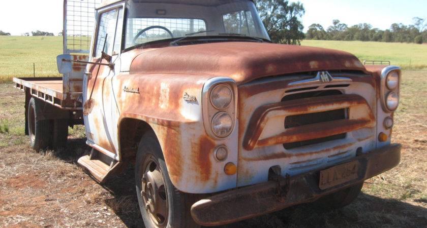 International Vintage Truck Aud Picclick