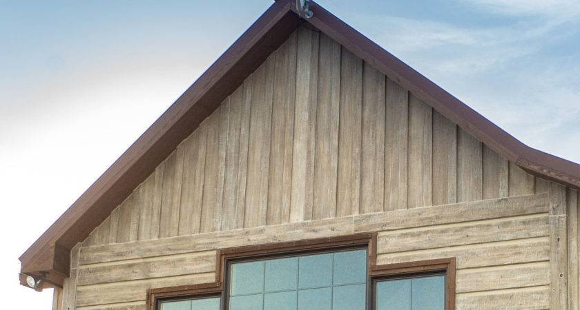 Introducing Everlog Systems Board Batten Concrete Siding