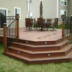 Ipe Hardwood Deck Chicago Millennium Construction