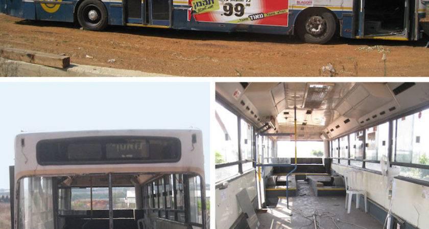 Israeli Women Convert Old Transit Bus Into Luxury Coach
