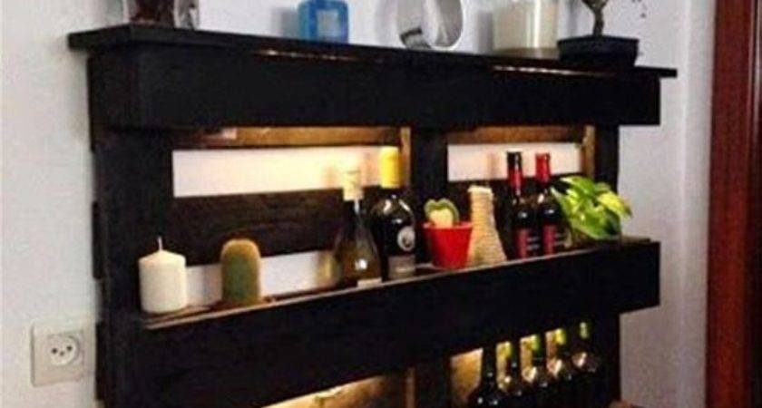 Its Easy Create Pallet Wood Shelves Ideas